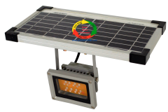 Đèn năng lượng mặt trời 6Watt
